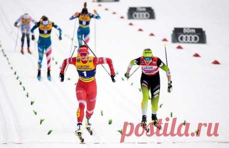 Российские лыжники получат нейтральные комбинезоны по приезде на чемпионат мира | Спорт
