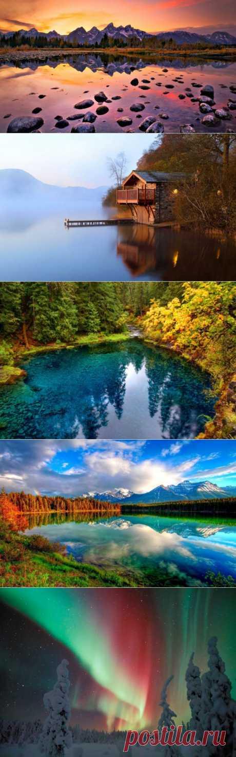 Красивые места, где стоит побывать | Улетные картинки