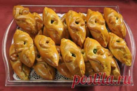 Расстегаи – самые вкусные пирожки к вашему столу! / Простые рецепты