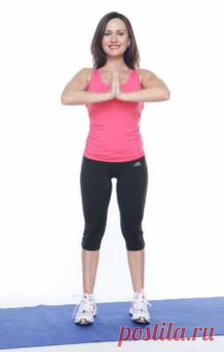 5 топ-упражнений против галифе