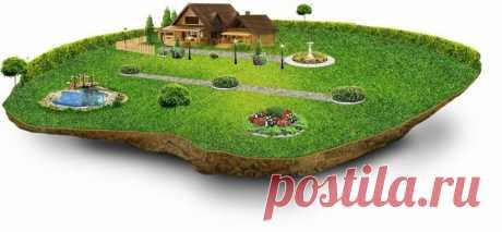 Каким может быть минимальный размер земельного участка? | 6 соток