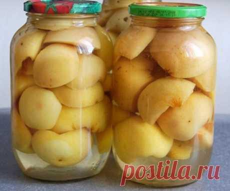 Маринованные яблоки на зиму.             По этому рецепту вы сможете сделать замечательную заготовку – маринованные яблоки на зиму в медовом маринаде.  Любой способ приготовления того или иного продукта подразумевает разные вариации. Вот, например, маринованные яблоки можно сделать по классическому рецепту, а можно – другими способами. Мы расскажем в этом рецепте, как заготовить маринованные яблоки с чуть более острым вкусом и плотной пряно-перечной мякотью. Такой вариант ...
