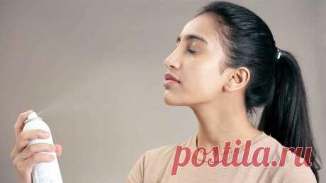 Просто распылите это на лицо, чтобы мгновенно получить свежую и светящуюся кожу - Стильные советы