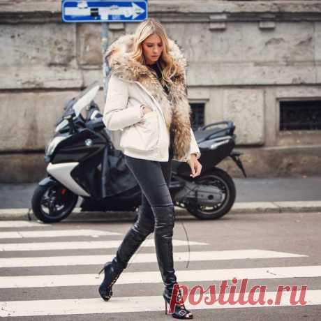 5 осенних образов Елены Перминовой, которые вы захотите повторить | Журнал GraziaMagazine