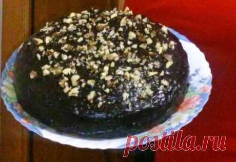Рецепт: Тыквенный пирог в мультиварке - все рецепты России