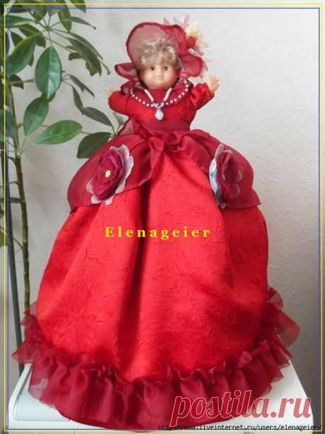 Моя Барыня-Сударыня, Кукла-грелка