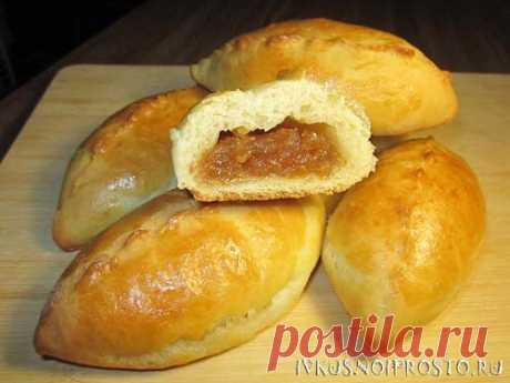 Пирожки с вареньем - пошаговый рецепт с фото | И вкусно и просто