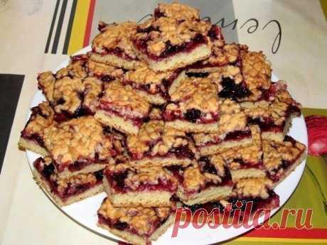 Как приготовить печенье с вареньем - рецепт, ингредиенты и фотографии