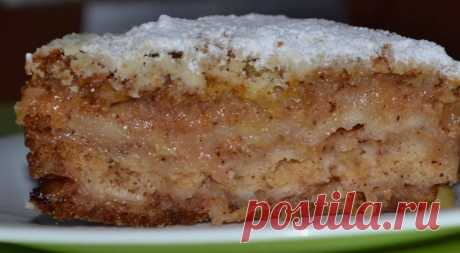Шарлотка с яблоками в духовке — пошаговые рецепты с фото, простые и вкусные - Женская страница