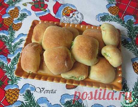 Пирожки-малышки из чудо-теста – кулинарный рецепт