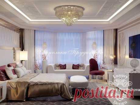 Дизайн-проекты светлых спален в современном стиле. Фото интерьеров | flqu.ru - квартирный вопрос. Блог о дизайне, ремонте