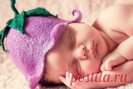 Как научить ребёнка спать всю ночь - Материнство без прикрас