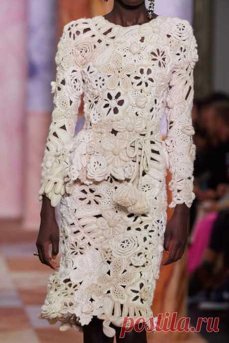 Роскошные вязаные юбки этого лета- люкс, который мастерице по карману | СТИЛЬ МОДА ТРЕНДЫ | Яндекс Дзен