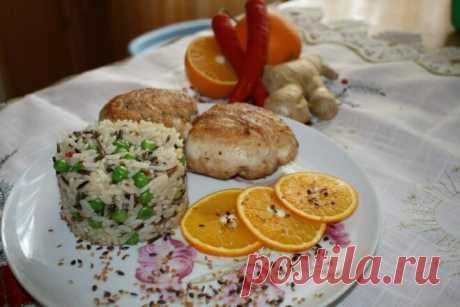Куриные конвертики с апельсином в духовке, рецепт с фото — Вкусо.ру