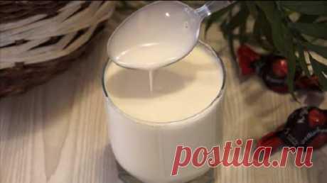 Сливки из молока и масла | Офигенная