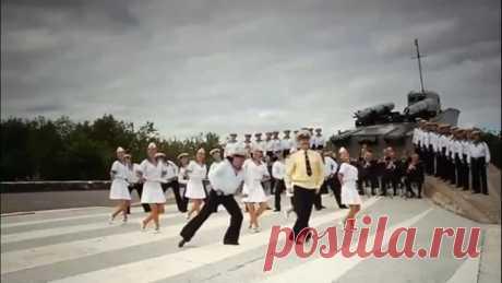 """Русский танец """"Яблочко"""" Какая красота... Это надо видеть!"""