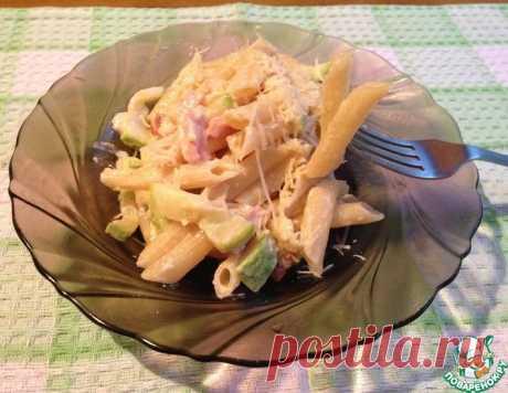 Цуккини-карбонара от Джейми Оливера – кулинарный рецепт