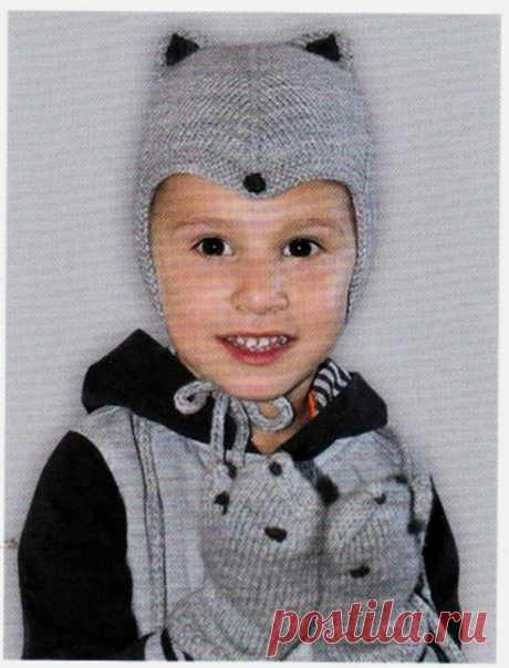 Детский комплект спицами от 1 года до 1,5 лет - Портал рукоделия и моды