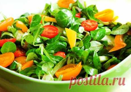 Простые салаты: открываем секреты прекрасного питания и запоминаем полезные советы!