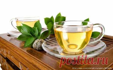 Чайный напиток для профилактики остеохондроза и заболеваний суставов - пьем утром и вечером