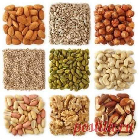 Чем полезны орехи? — Мегаздоров