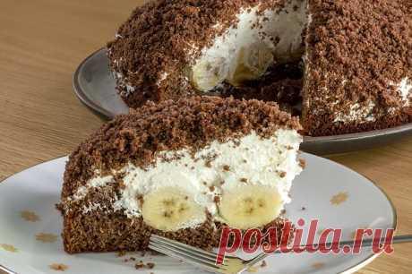 Торт «Норка крота» — СОВЕТ !!!
