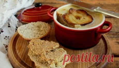 Потрясающе нежный свиной паштет с яблоками - Счастливый формат