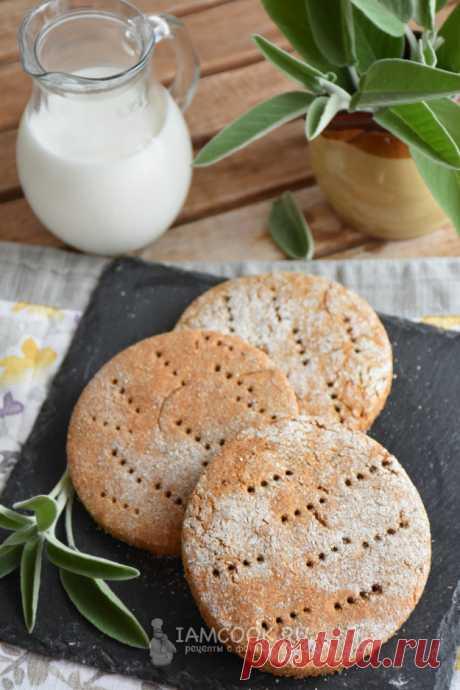 Финские ржаные лепешки — рецепт с фото пошагово