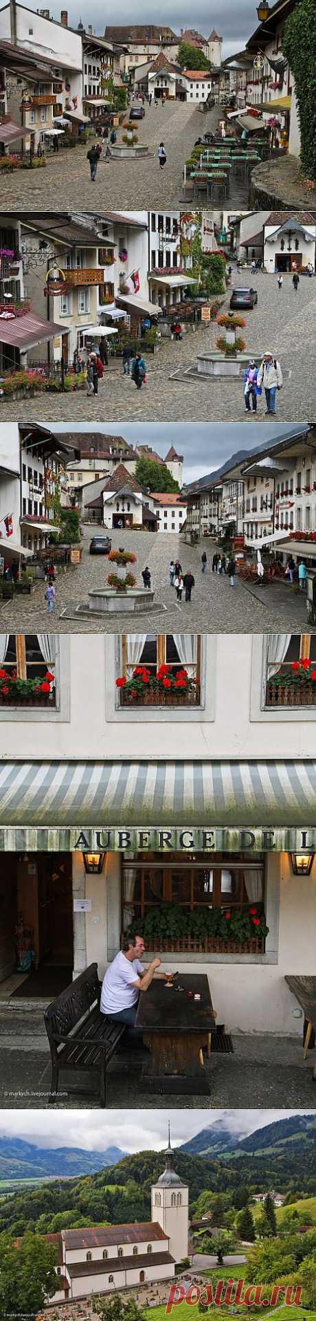 (+1) - Грюйер, Швейцария | ТУРИЗМ И ОТДЫХ