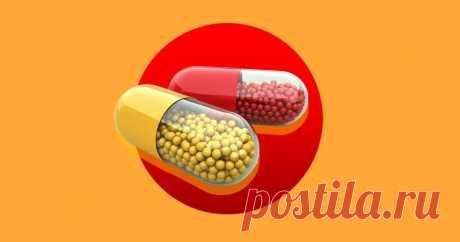 Как пить антибиотики, чтобы не навредить здоровью? | Рекомендательная система Пульс Mail.ru
