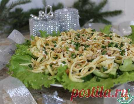 "Салат ""Римский"" – кулинарный рецепт"