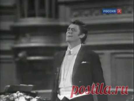 Юрий Гуляев поёт романсы Сергея Рахманинова (БЗМК, 1973 г.)