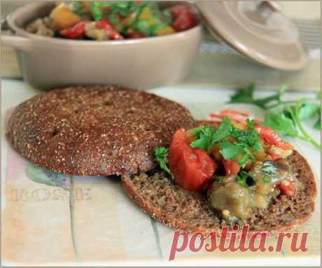 La colación-guarnición hortalizas cocidas | la cocina Rusa
