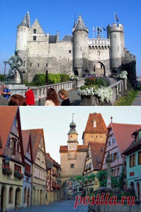 Люксембург — Путешествия