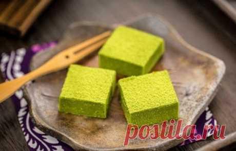 Как приготовить шоколад с зелёным чаем (японская кухня) - рецепт, ингридиенты и фотографии