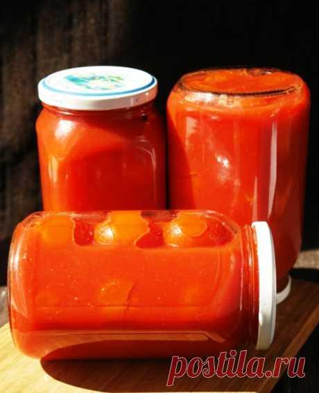Помидоры: три простых рецепта - Блог настоящей тёщи