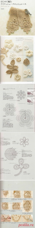 Архив - Lets_Knit_Series /Irish Crochet Lace-70007 2009 kr/