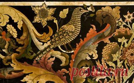 Флорентийская мозаика (Pietra Dura)