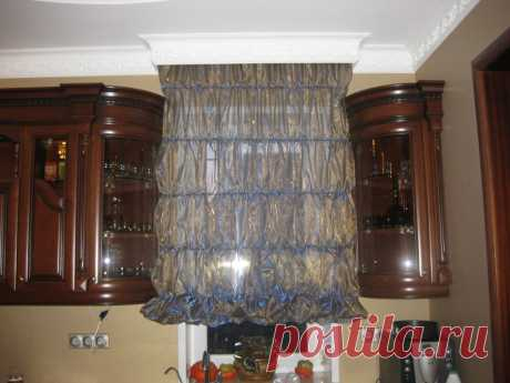 Римские шторы - Пошив штор - Студия тканевого дизайна «Инлар»