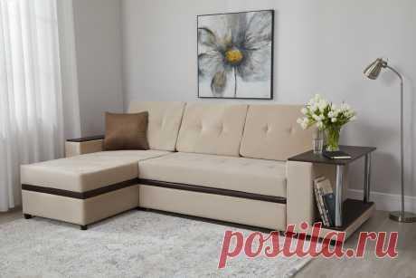 Купить Угловой диван-кровать Вольберг с доставкой по выгодной цене в интернет магазине Hoff.ru. Характеристики, фото и отзывы.