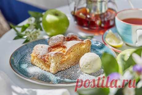 Яблочный сезон: 3 рецепта пирогов — The Village