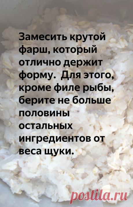 Щучьи котлеты по рецепту старого рыбака | Домашняя кухня Алексея Соколова | Яндекс Дзен