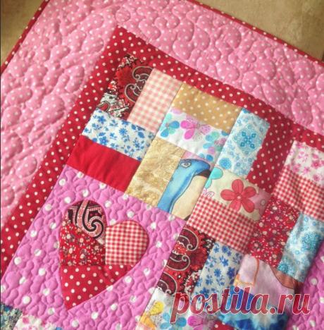 Стеганое одеяло для себя или своего ребенка с видео МК | Tkani.Land | Яндекс Дзен