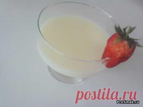 Мухаллеби - турецкий молочный пудинг / пошаговый рецепт с фото на ProSmak.ru