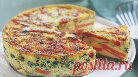 Фриттата: итальянский омлет. Вкусный завтрак! — Умный совет