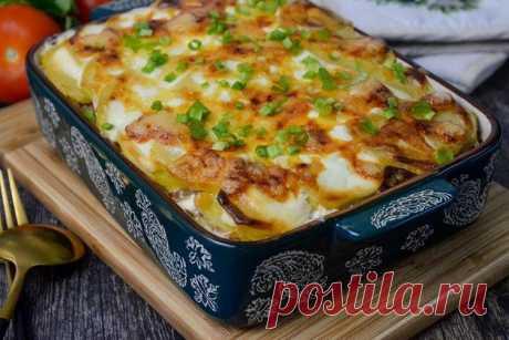 Что приготовить из фарша и картошки - 15 быстрых и вкусных рецептов блюд