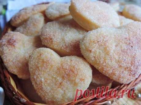 Простое печенье к чаю — Sloosh – кулинарные рецепты