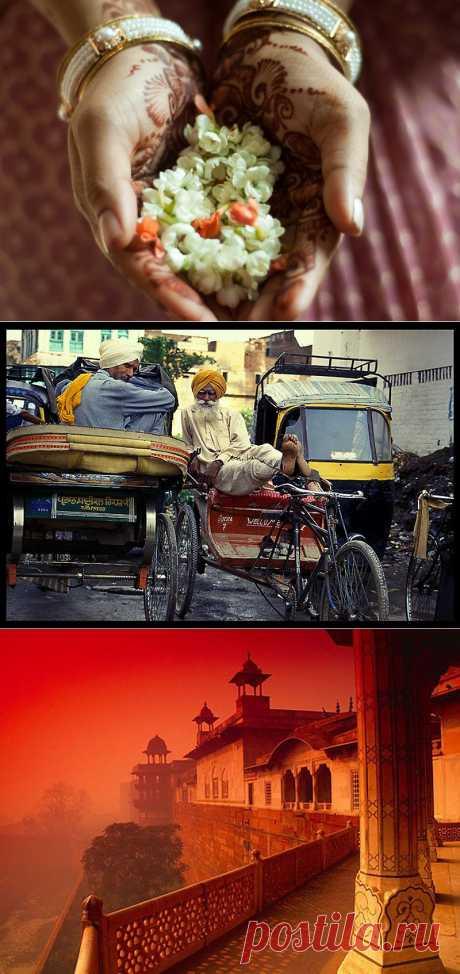 41 потрясающе атмосферное фото Индии : НОВОСТИ В ФОТОГРАФИЯХ