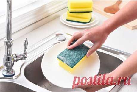 Как приготовить безопасное моющее средство для мытья посуды