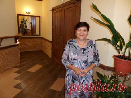 Людмила Помошникова